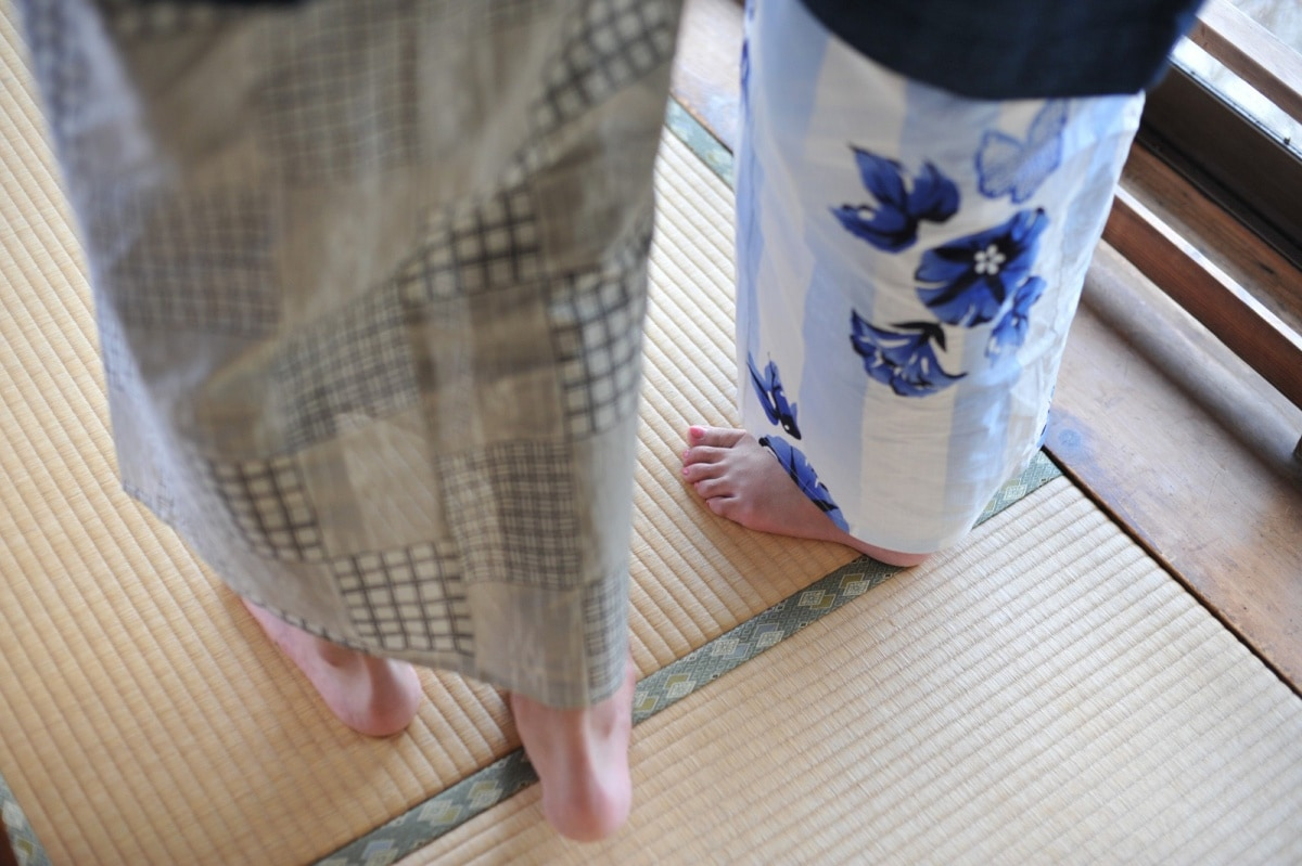 Where to Wear a Yukata