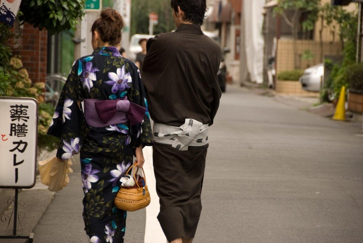 The History of Kimono