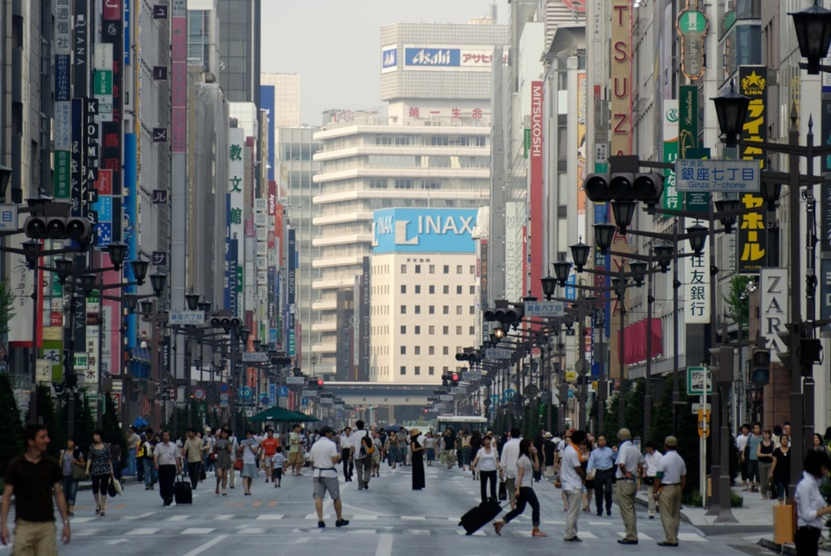 4. Ginza - more than just for the rich