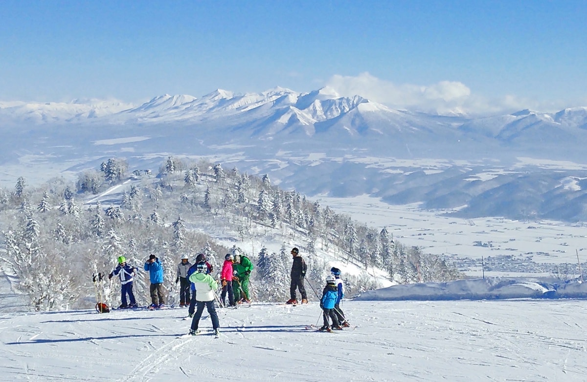 Hokkaido: Paradise for Skiers & Snowboarders