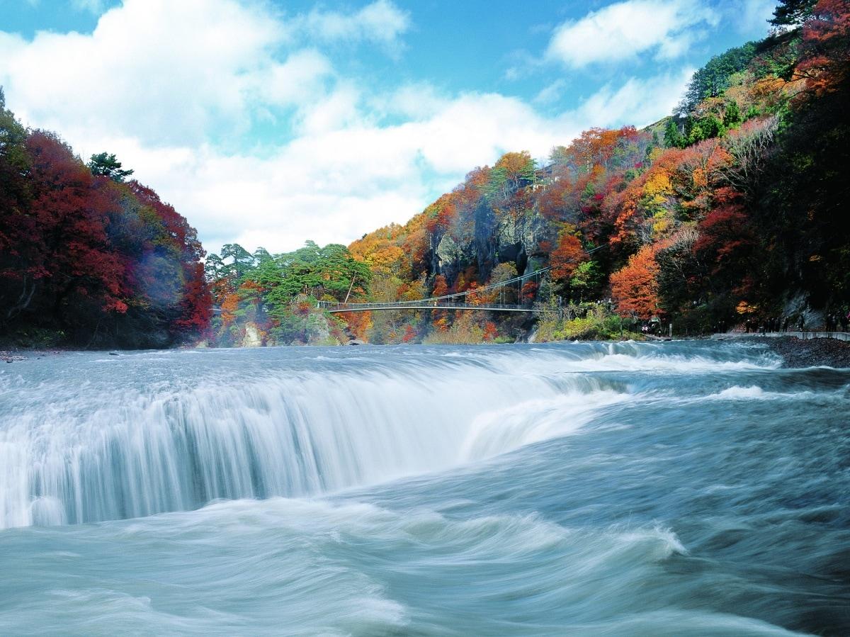 Fukiwari-no-taki Falls