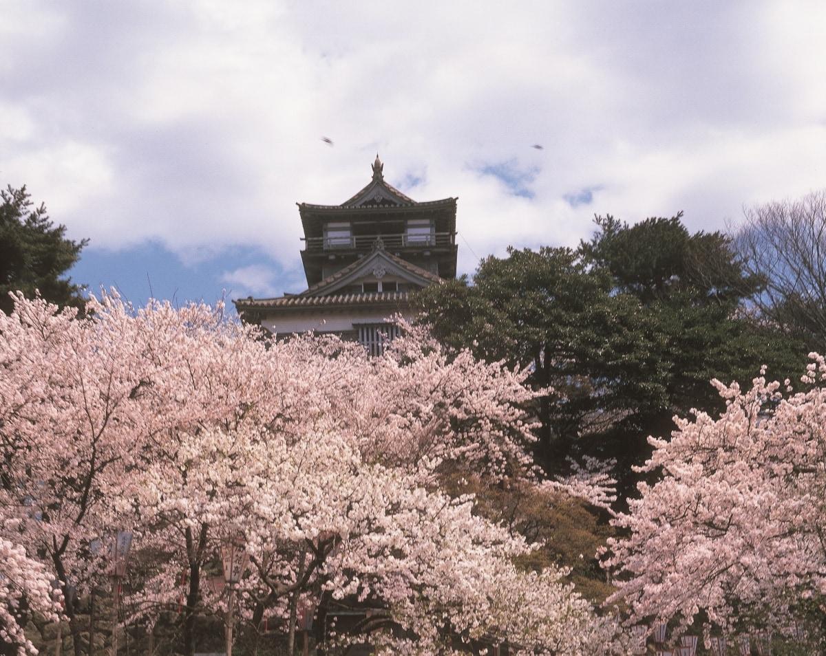 5. Maruoka Castle (Sakai, Fukui)
