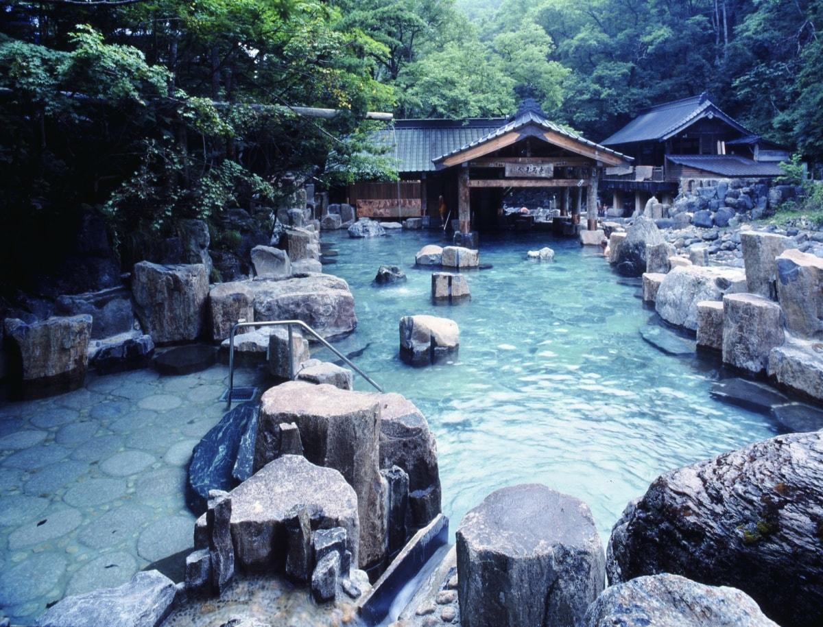 Minakami Onsen Area