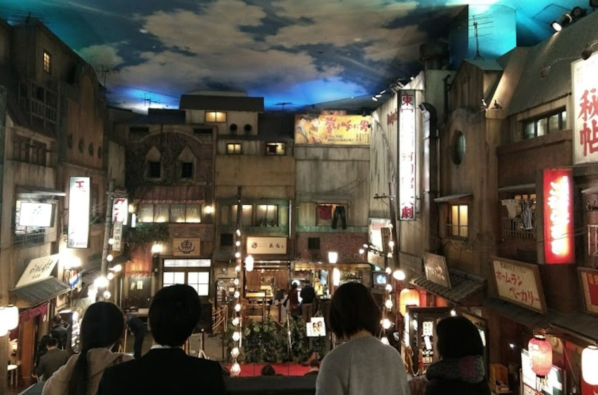 For the Foodie: Ramen Museum in Shin-Yokohama
