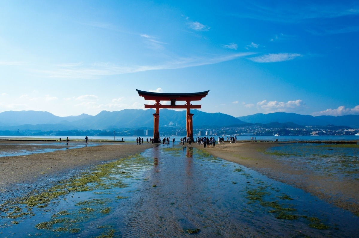 7. Itsukushima (Hiroshima)