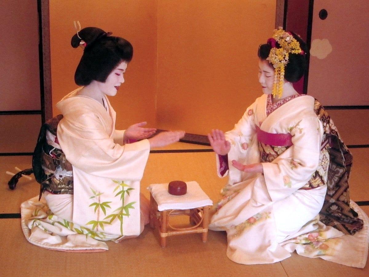 Who Are Geisha?