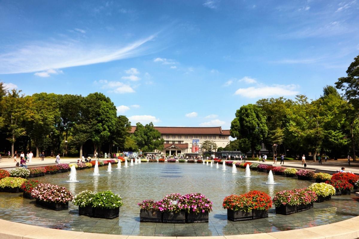 上野恩賜公園(上野地區):文化/歷史