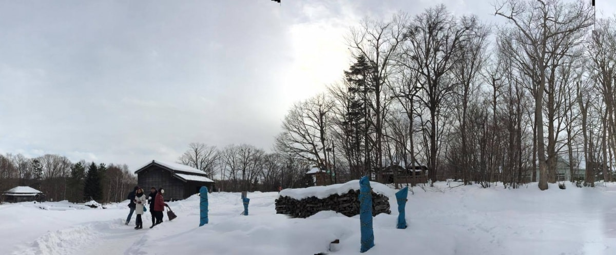10. Walk on Fields of Snow in Hokkaido's Historical Village