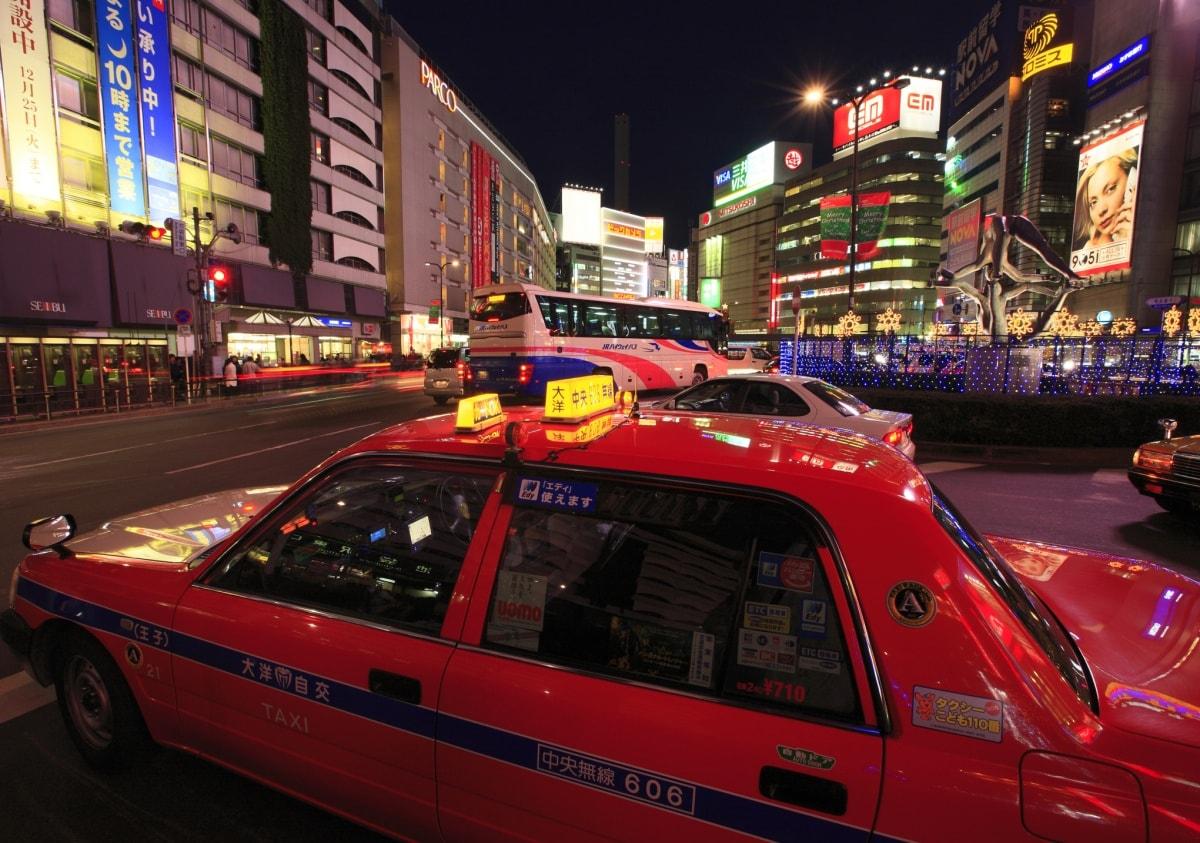1. แท็กซี่