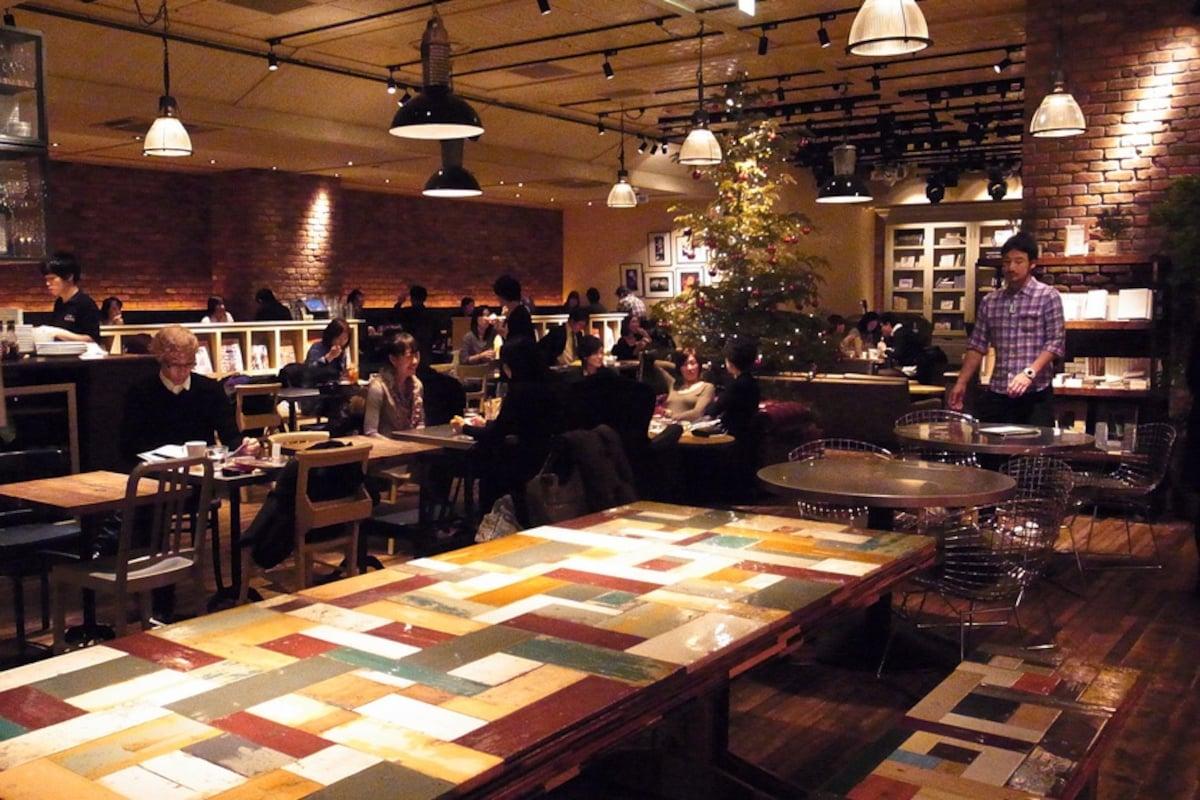 5. Shinjuku Sanchome: Brooklyn Parlor