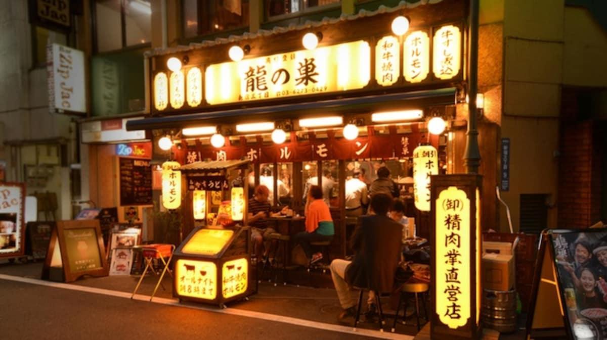 大阪超人氣燒肉名店!