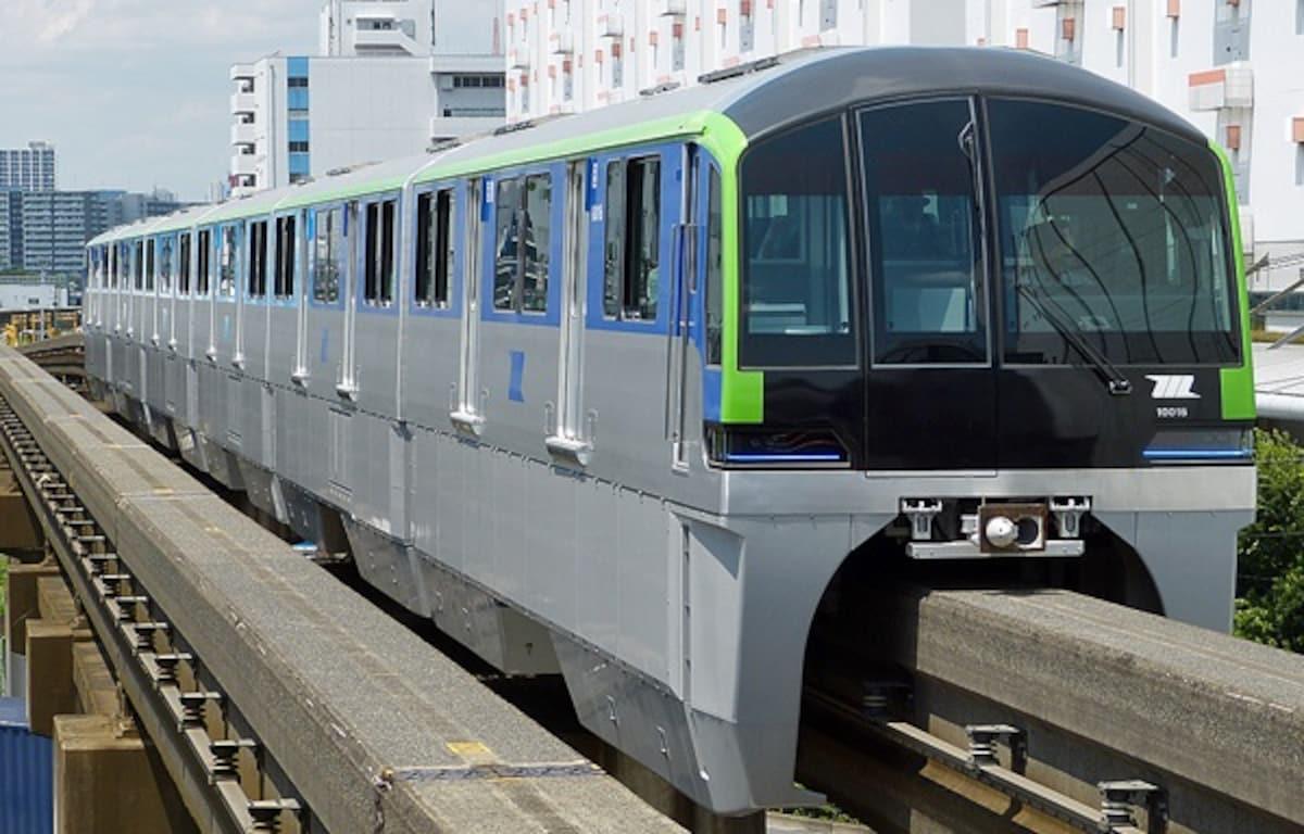 จากฮาเนดะเข้าโตเกียวด้วย Tokyo Monorail (ง่ายที่สุด)