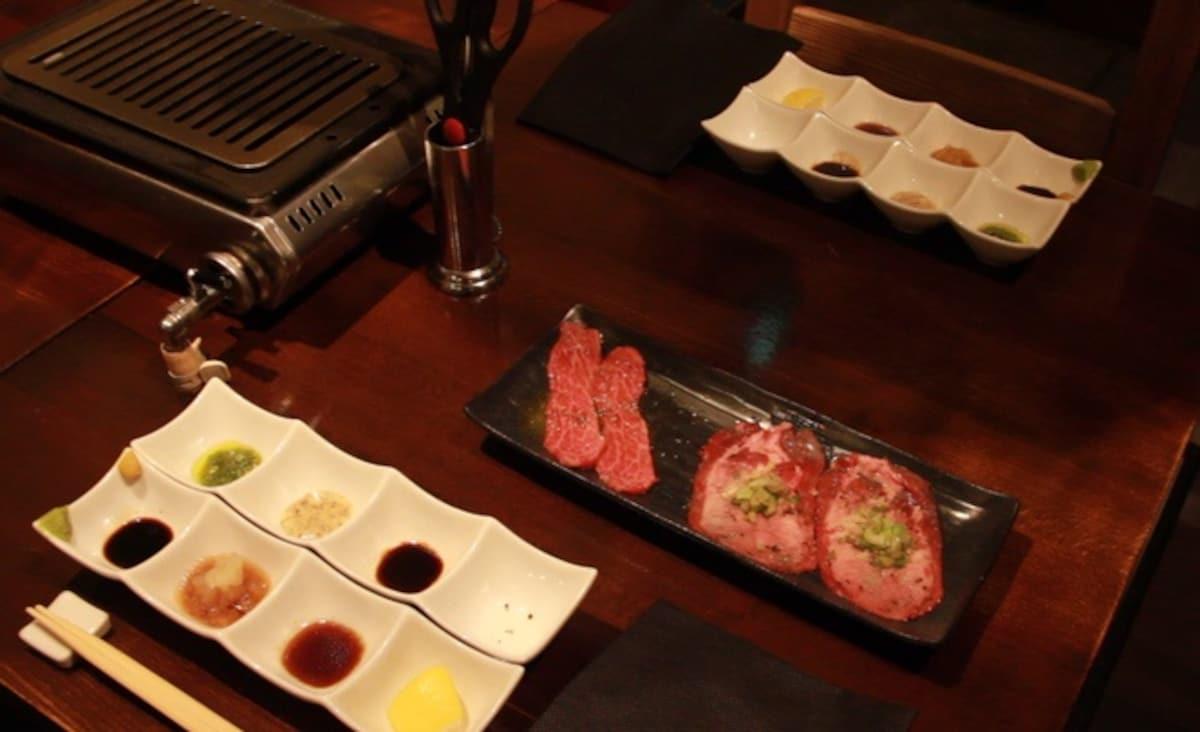 ร้านเนื้อย่างในโตเกียว ที่ไปคนเดียวก็สนุกได้