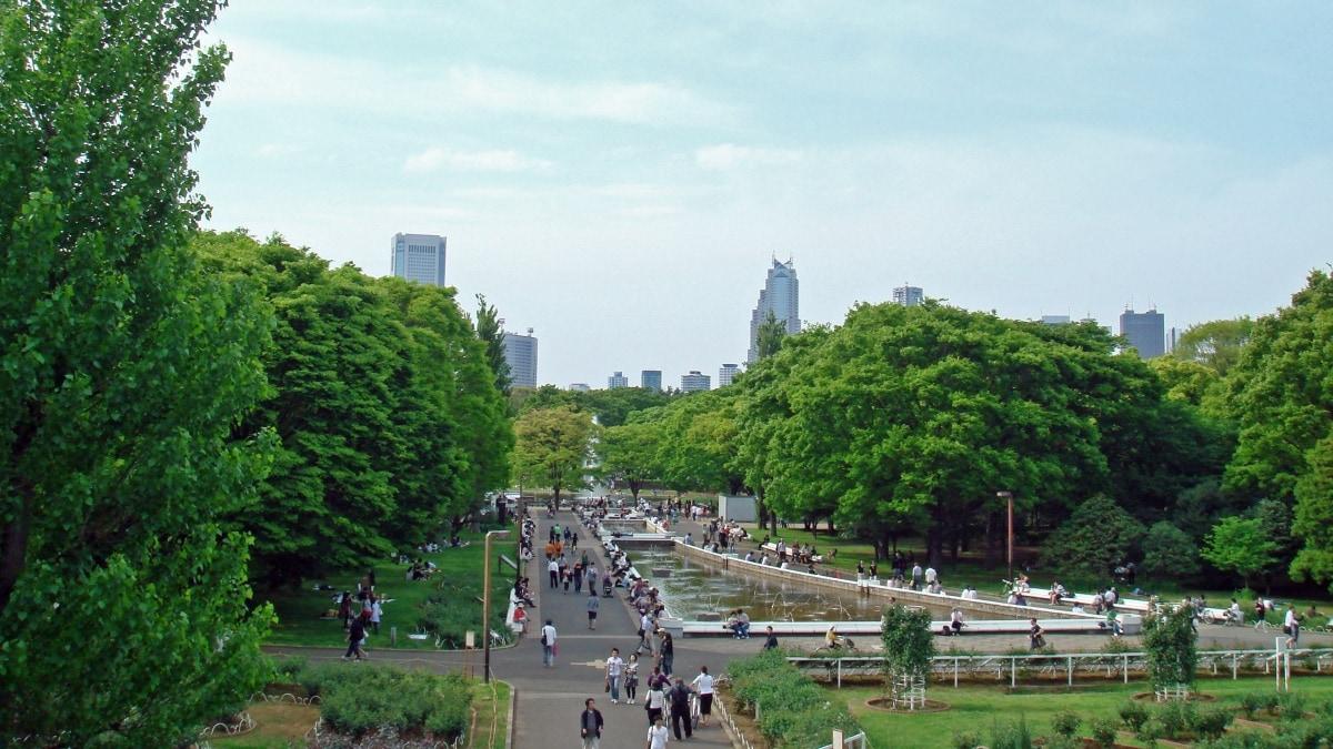 5. สวน Yoyogi