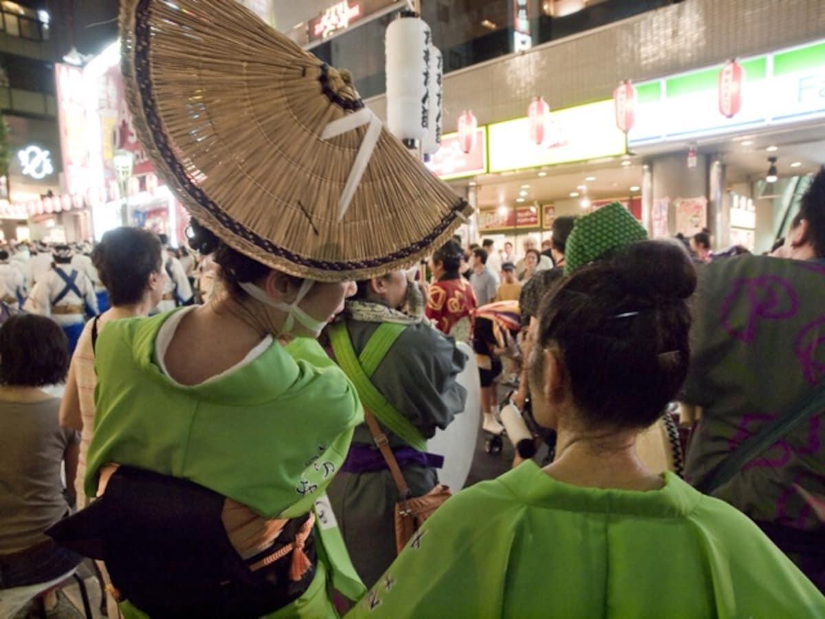 4. Kagurazaka Matsuri