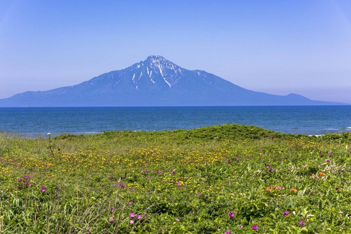 1 ภูเขาริชิริ