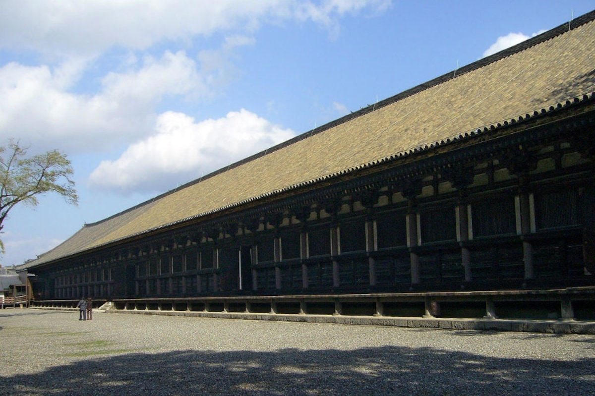 30. Sanjusangen-do—Kyoto Prefecture