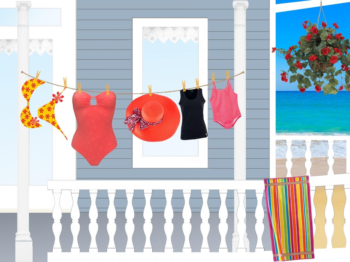 1. Beachwear