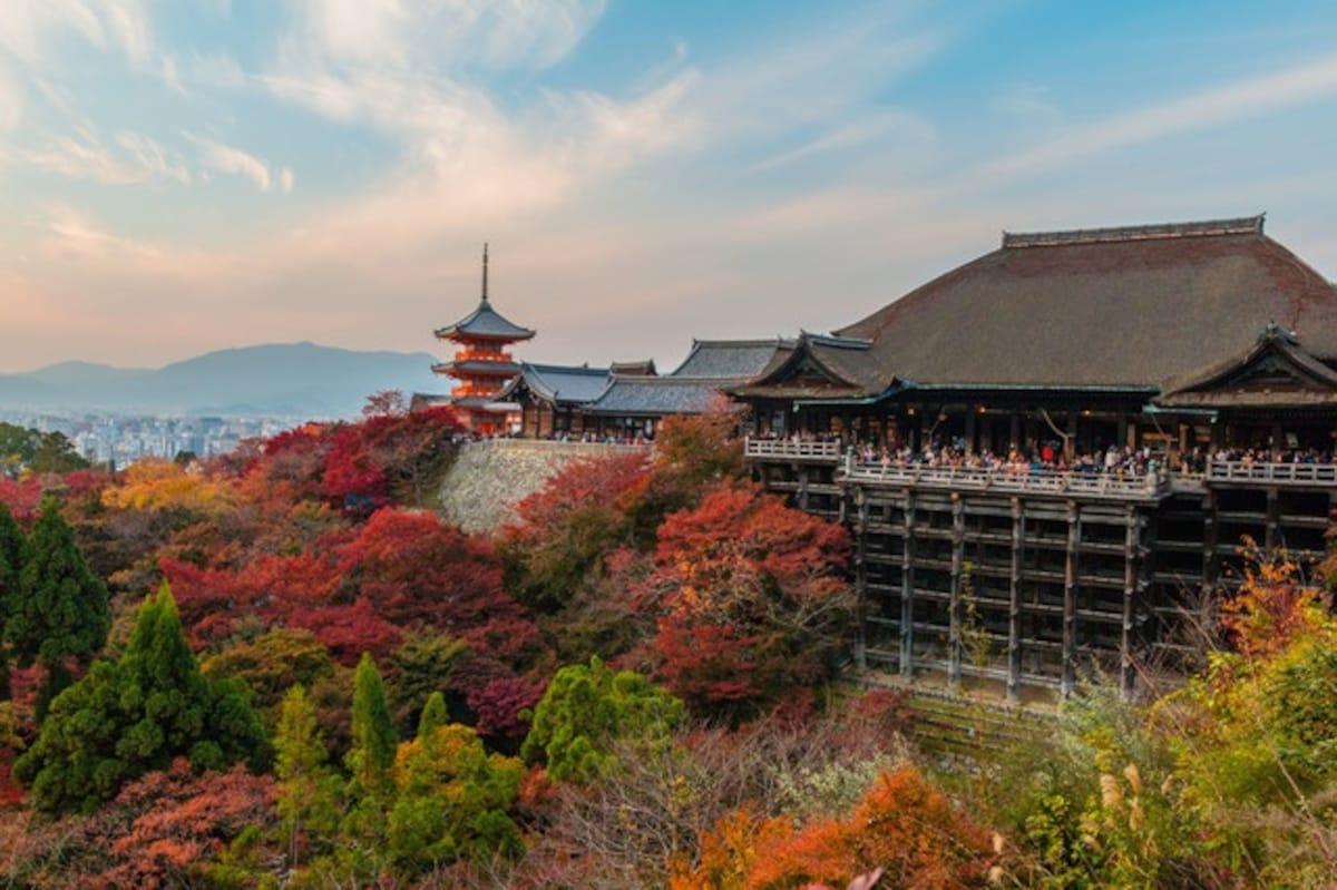 2017年入榜景點 京都・清水寺