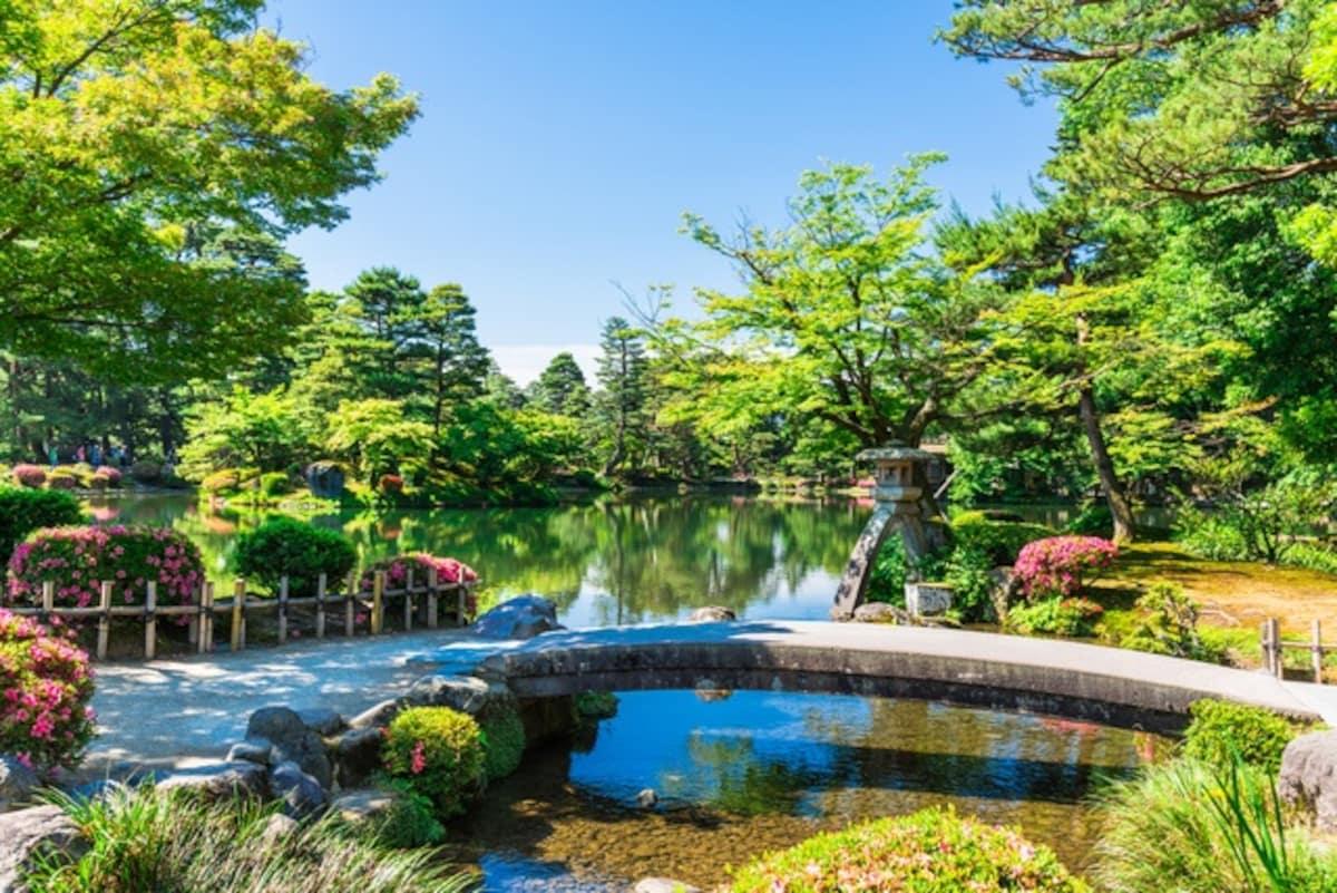 TOP11 石川・兼六園