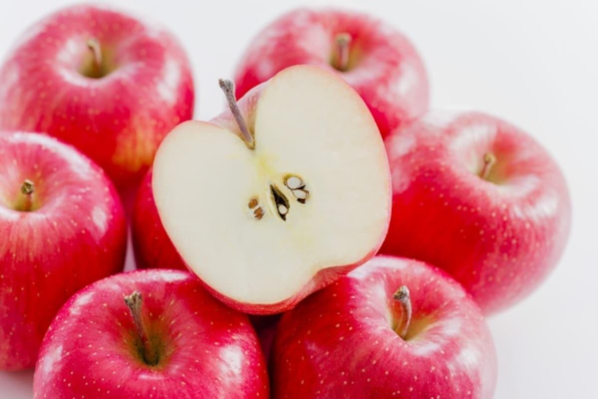 日本東北生產最大宗:香甜可口的蘋果