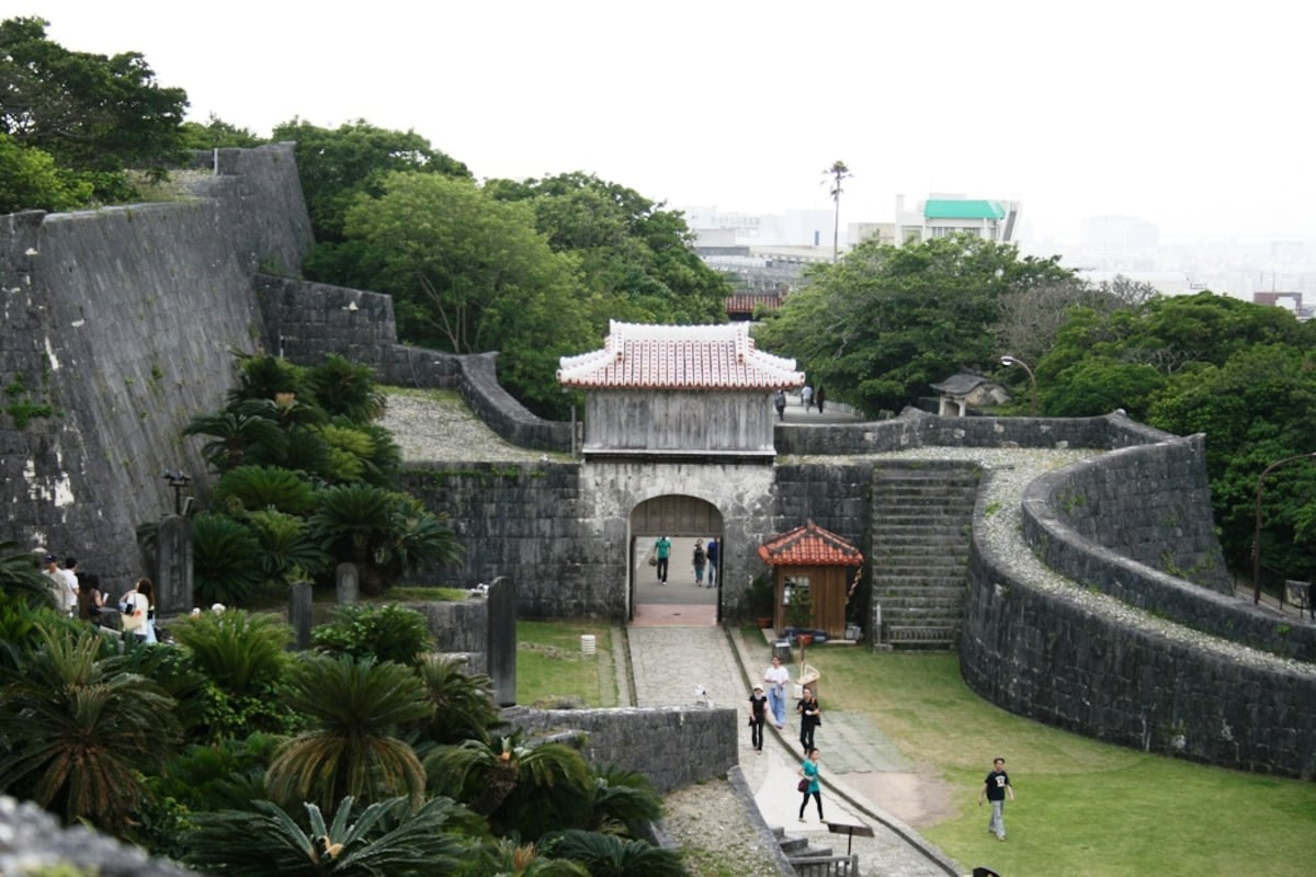 A Residence for Ryukyu Kings