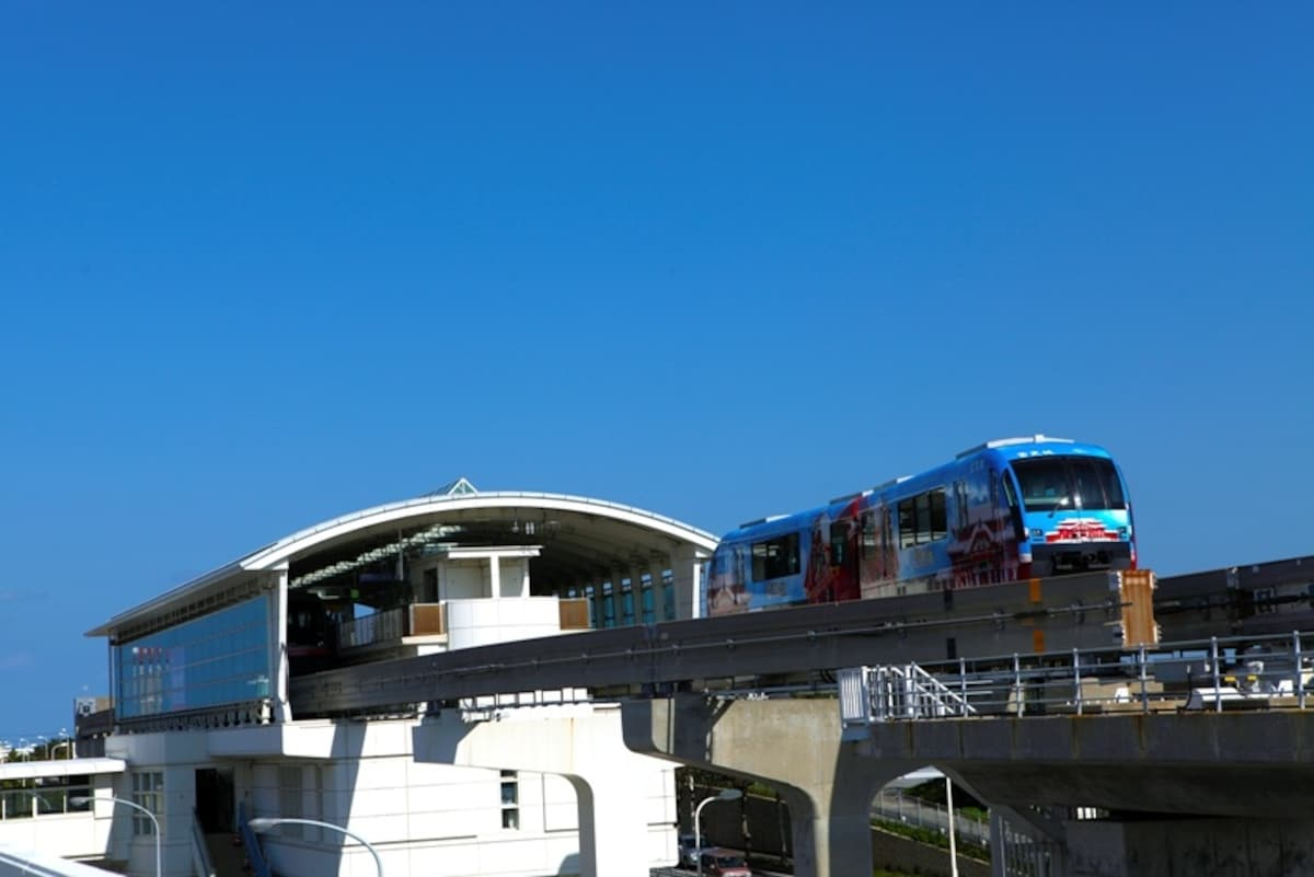 The Best Transportation for Travelers in Naha