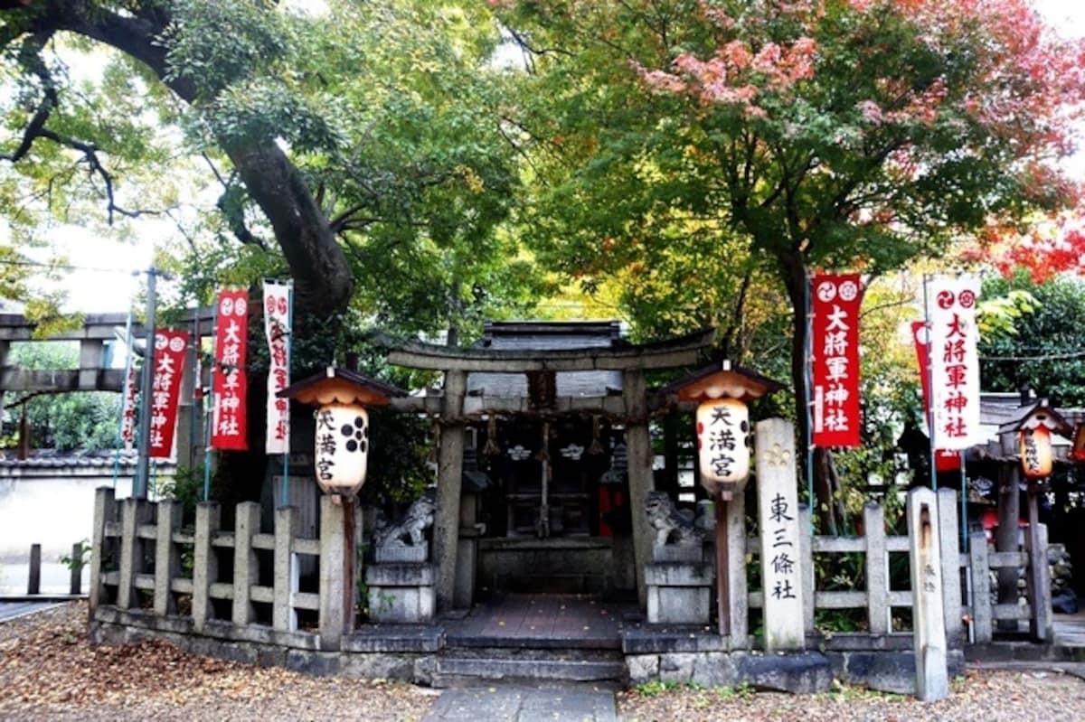 鎮守京都四方的隱藏版能量景點|大將軍神社