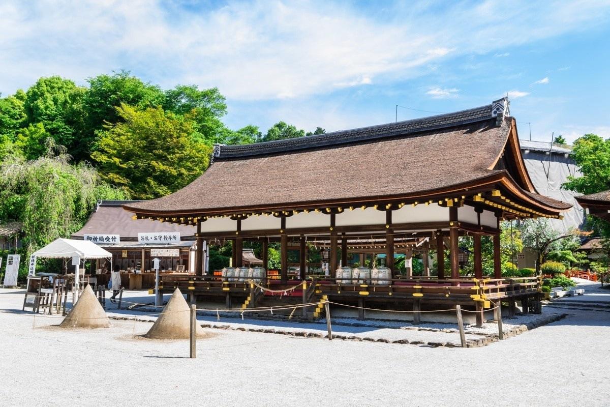 京都最古老!趨吉避凶的能量景點|上賀茂神社