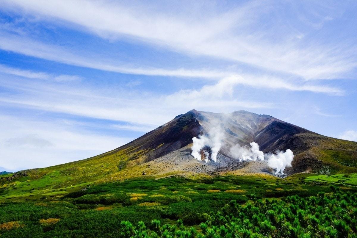■ 日本最大的国家公园|北海道【旭岳山】