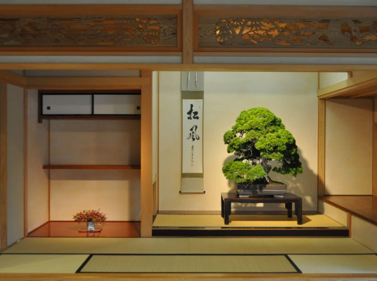 ที่เที่ยวเกี่ยวกับบอนไซ - Omiya Bonsai Museum