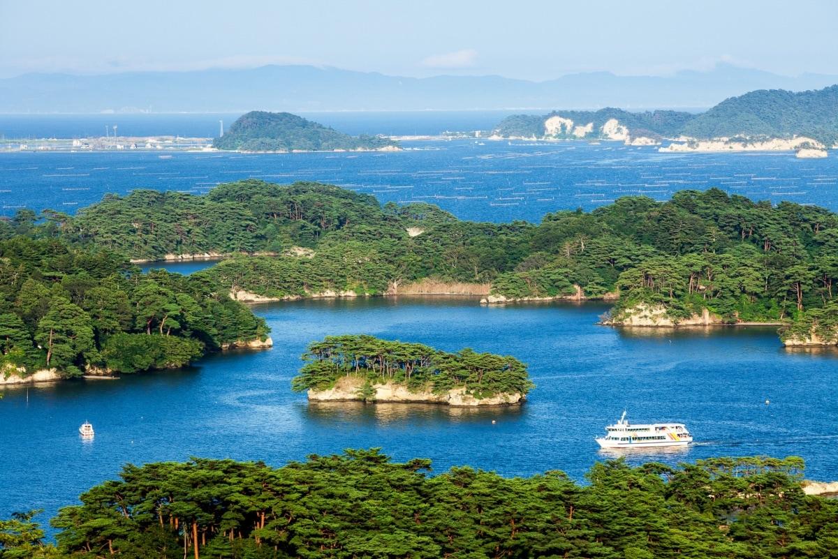หมู่เกาะมัตสึชิมะ จังหวัดมิยางิ