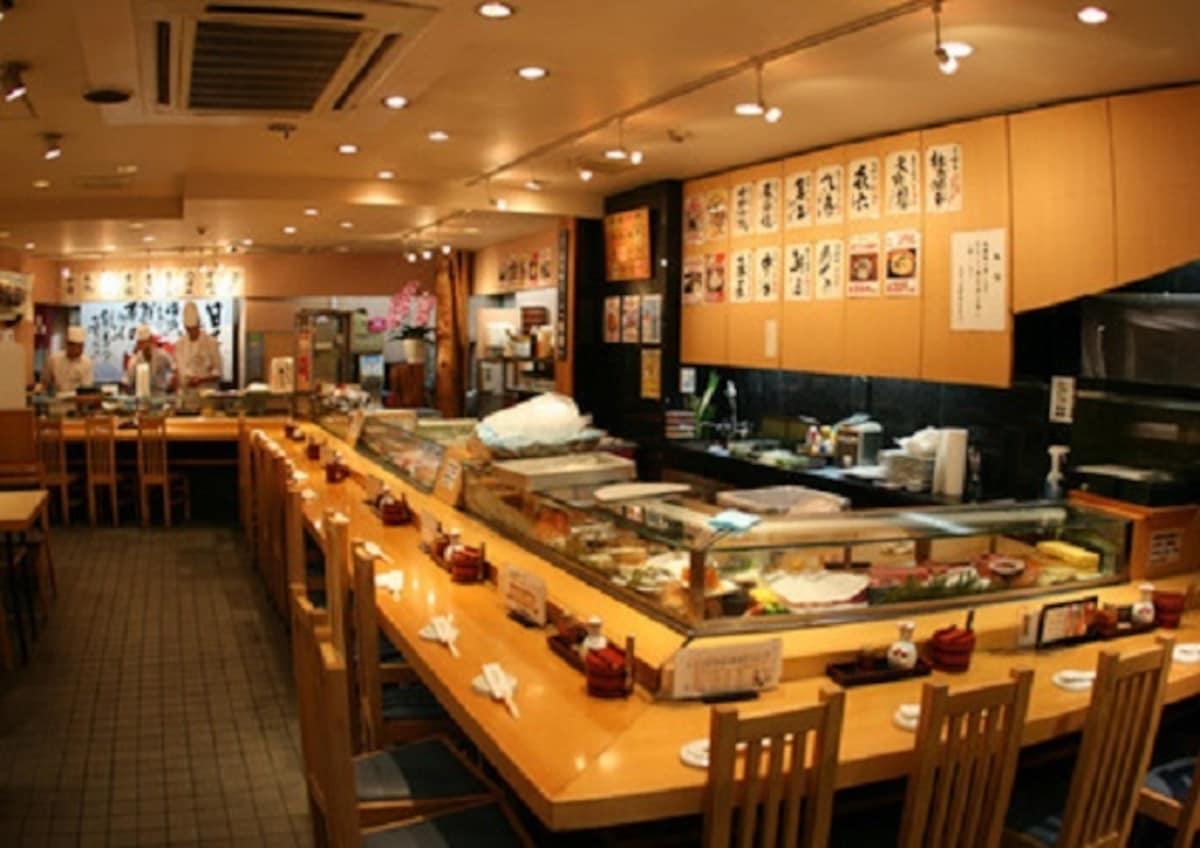 ร้านซูชิมิโดริ