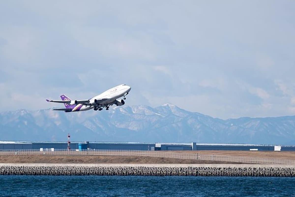 สายการบินจากไทยที่มาลงสนามบินฮาเนดะ