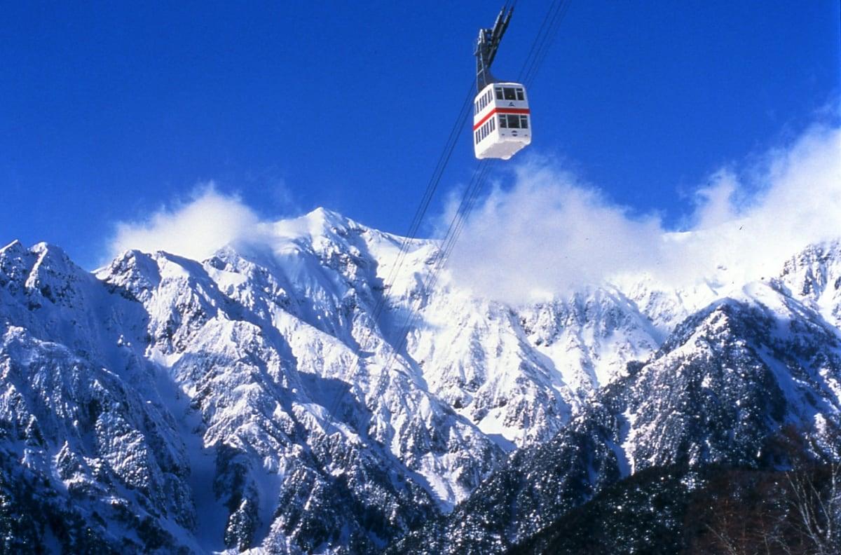 新穗高|在北阿尔卑斯的群山之间寻访壮丽大自然