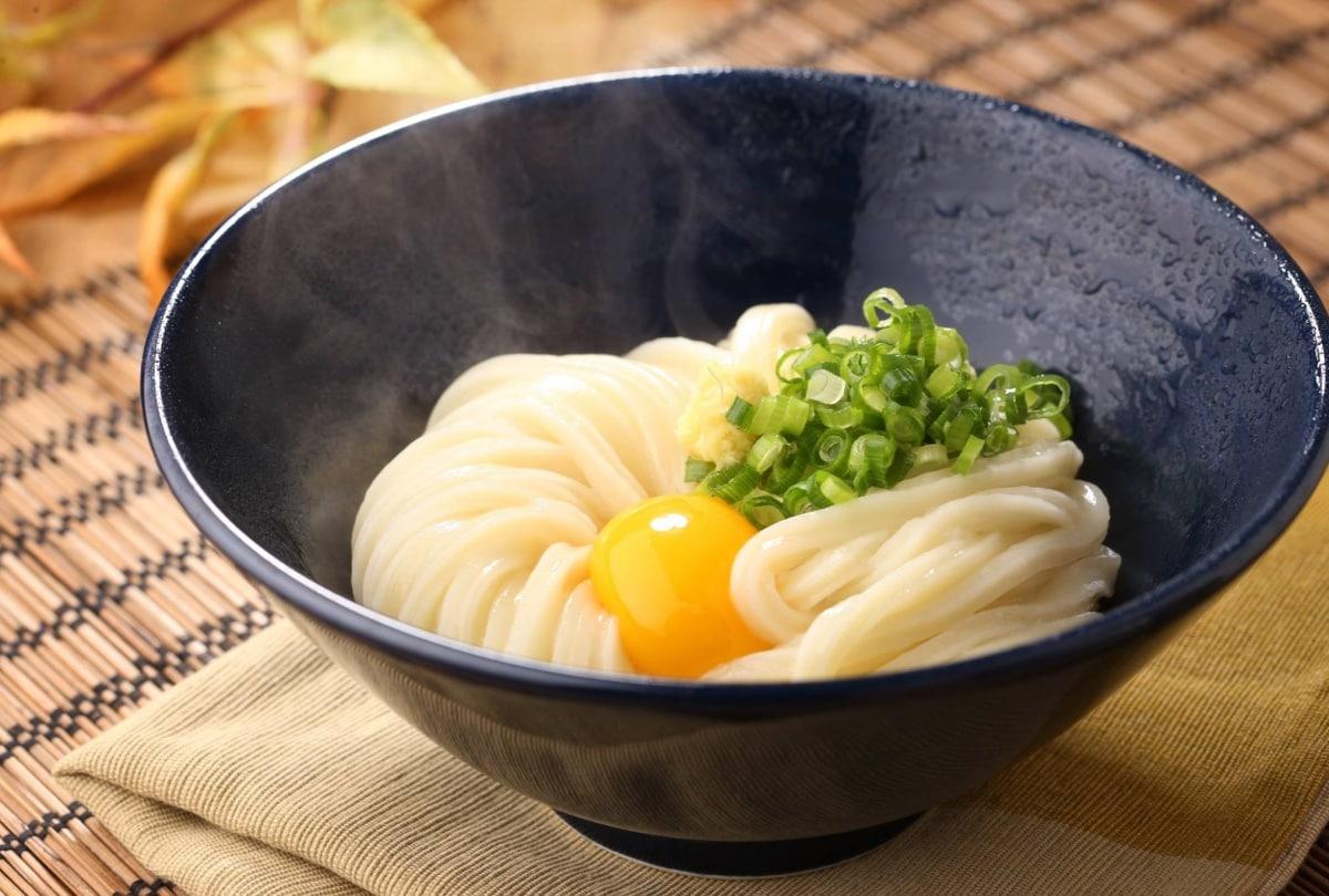 新宿午餐推荐1 — 吃货回头率百分百的乌龙面