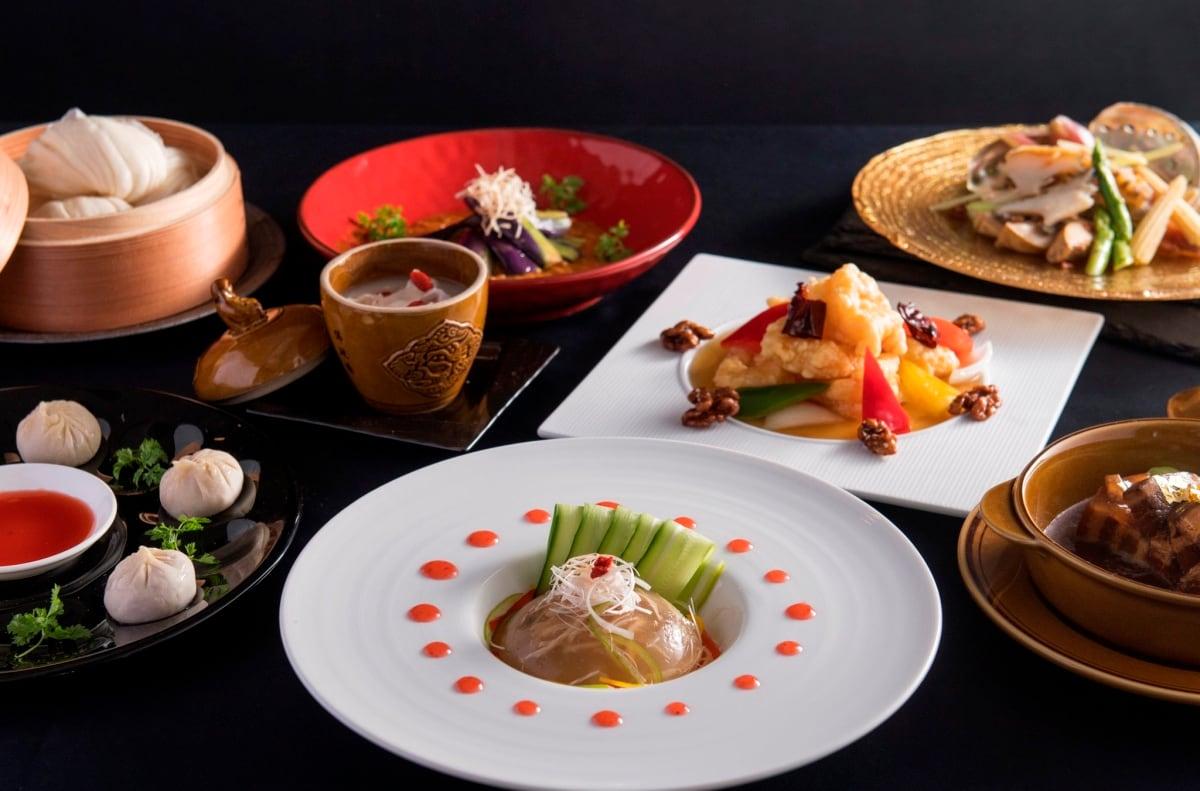 飯店級正統中華料理|東京希爾頓飯店 中國料理 王朝