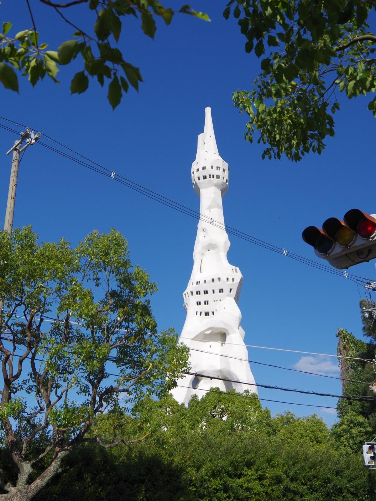 หอคอย PL Tower หรือว่านี่คือที่เที่ยวใหม่ของโอซาก้า??