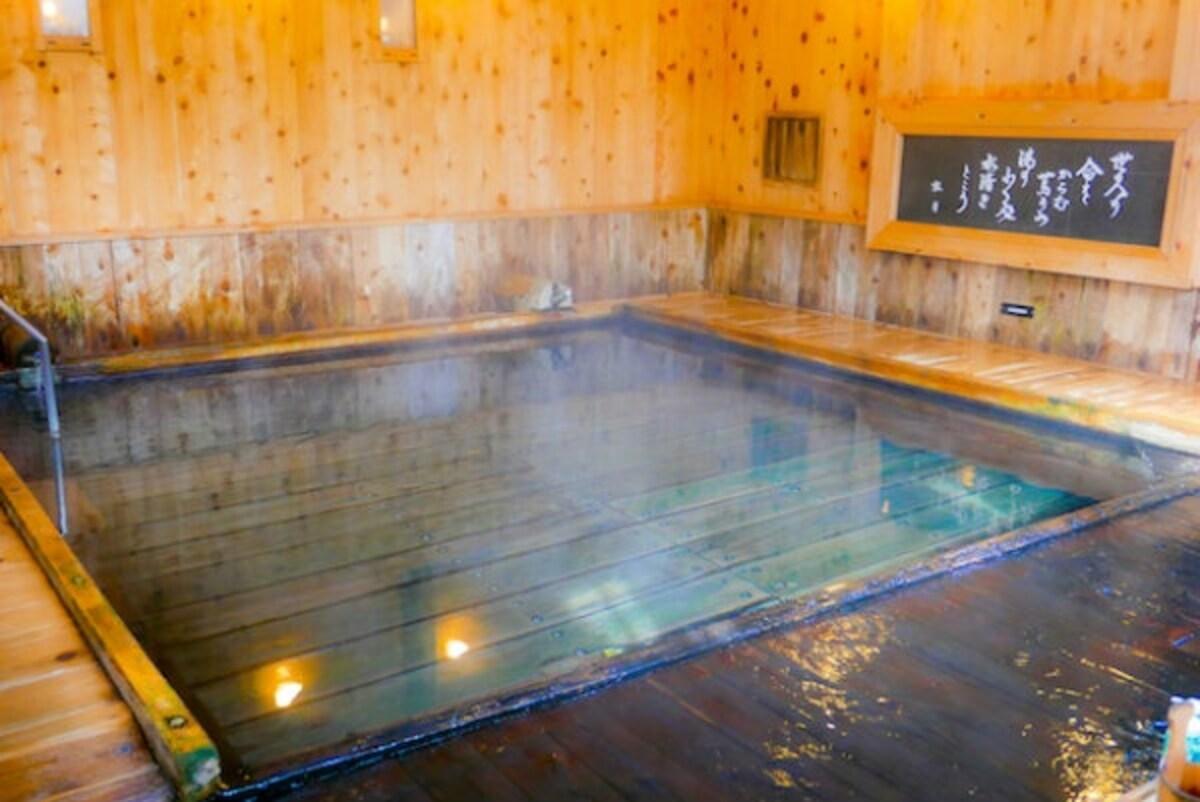 4. A Relaxing Soak at Tsuta Onsen