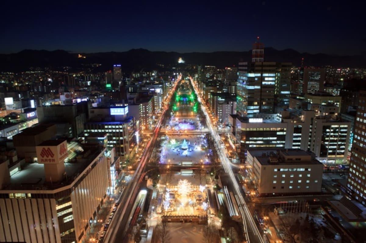 TOP10 — 北海道│札幌「雪祭」