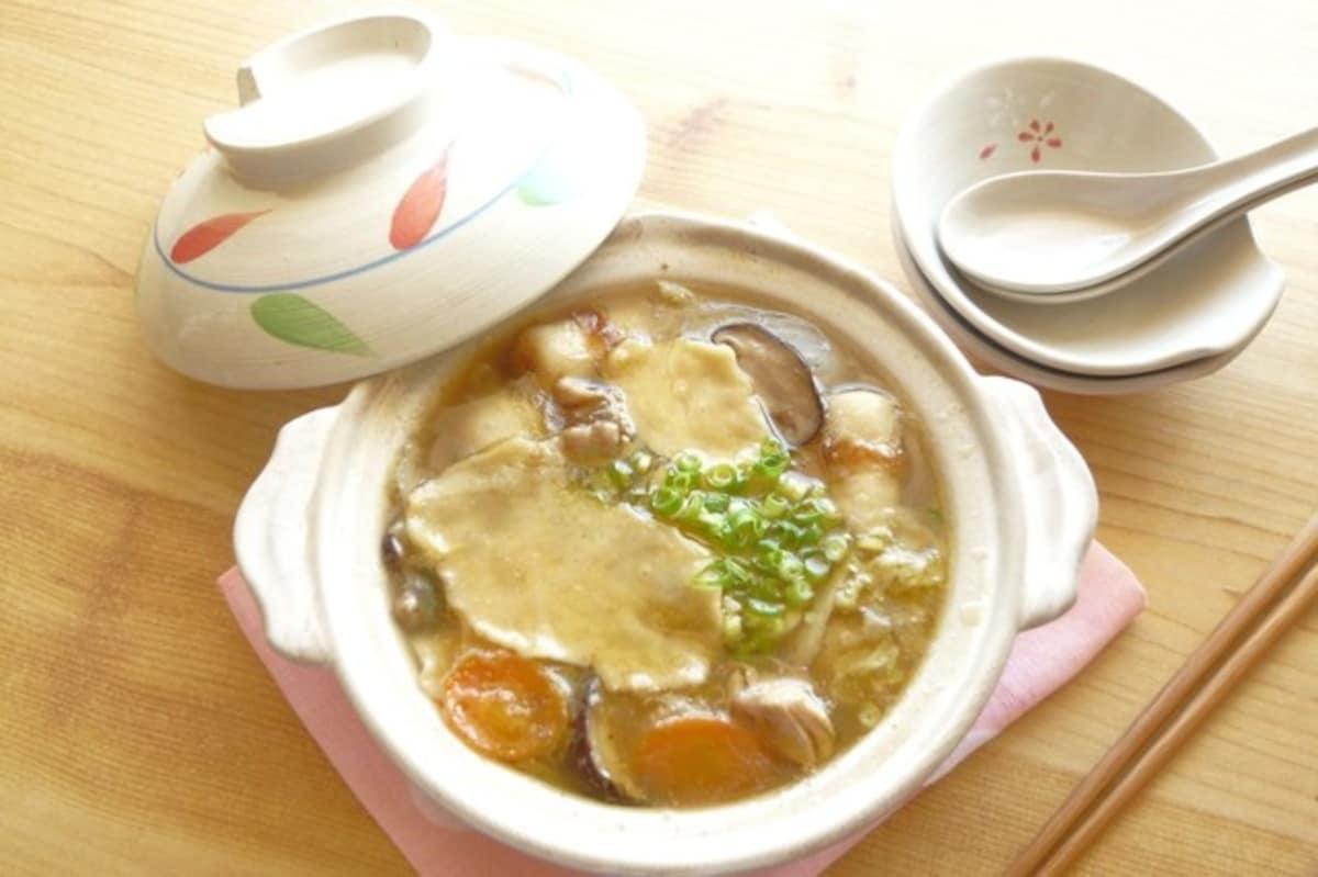 【熊本】Dago汁(だご汁)