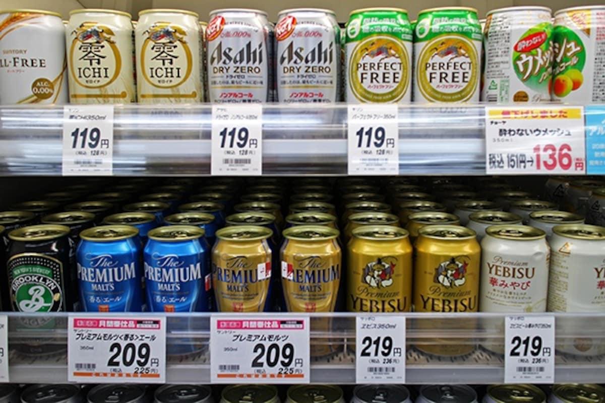 ถ้าไม่มีแอลกอฮอล์ ราคาก็จะถูกกว่าเบียร์ปกตินะ แฟร์ๆ