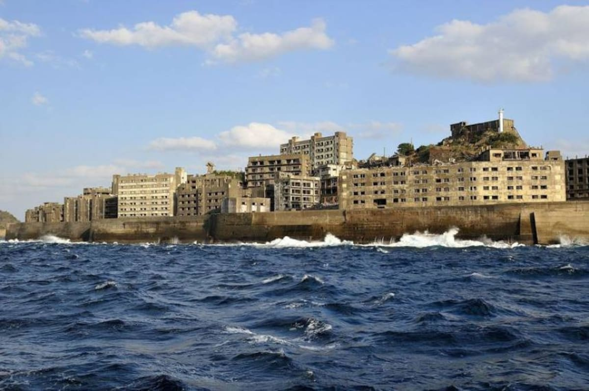 10. Gunkanjima — the battleship island like no other