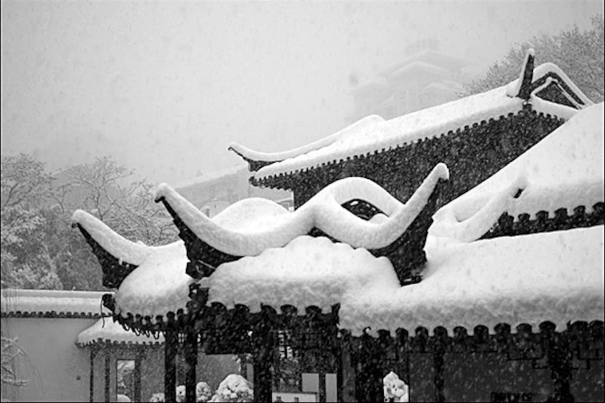 เคลียร์หิมะวนไปค่ะ