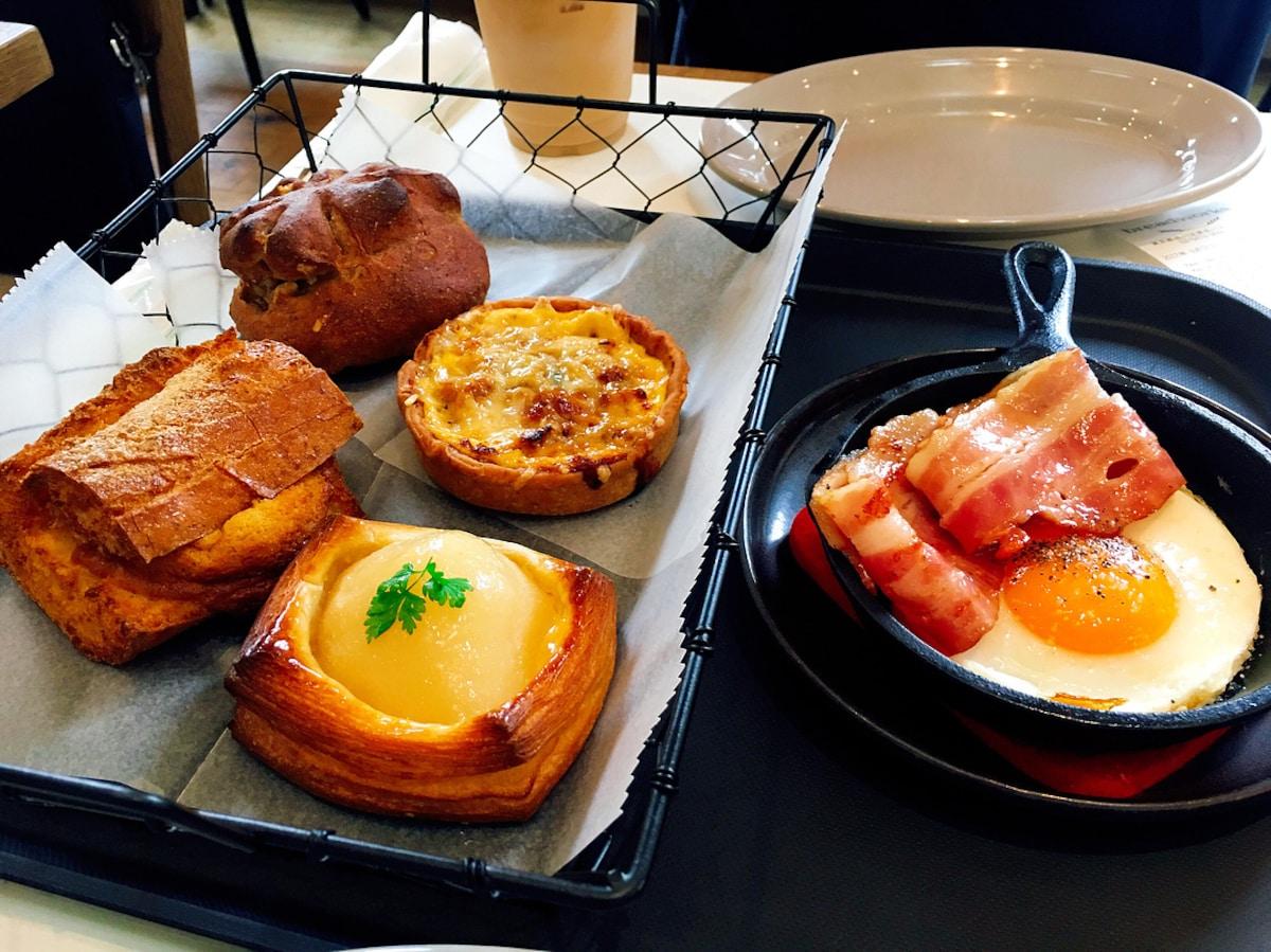 ▍天王洲島站:時尚麵包精品店「breadworks」