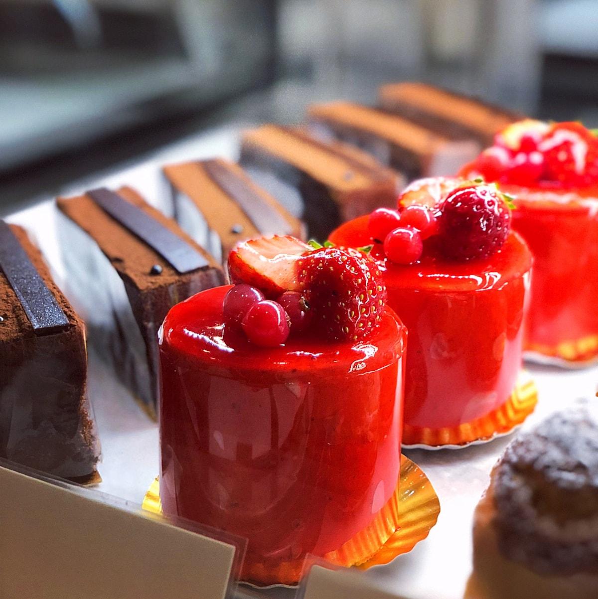 ▍天王洲島站:運河旁的美味蛋糕店「Lily cakes」