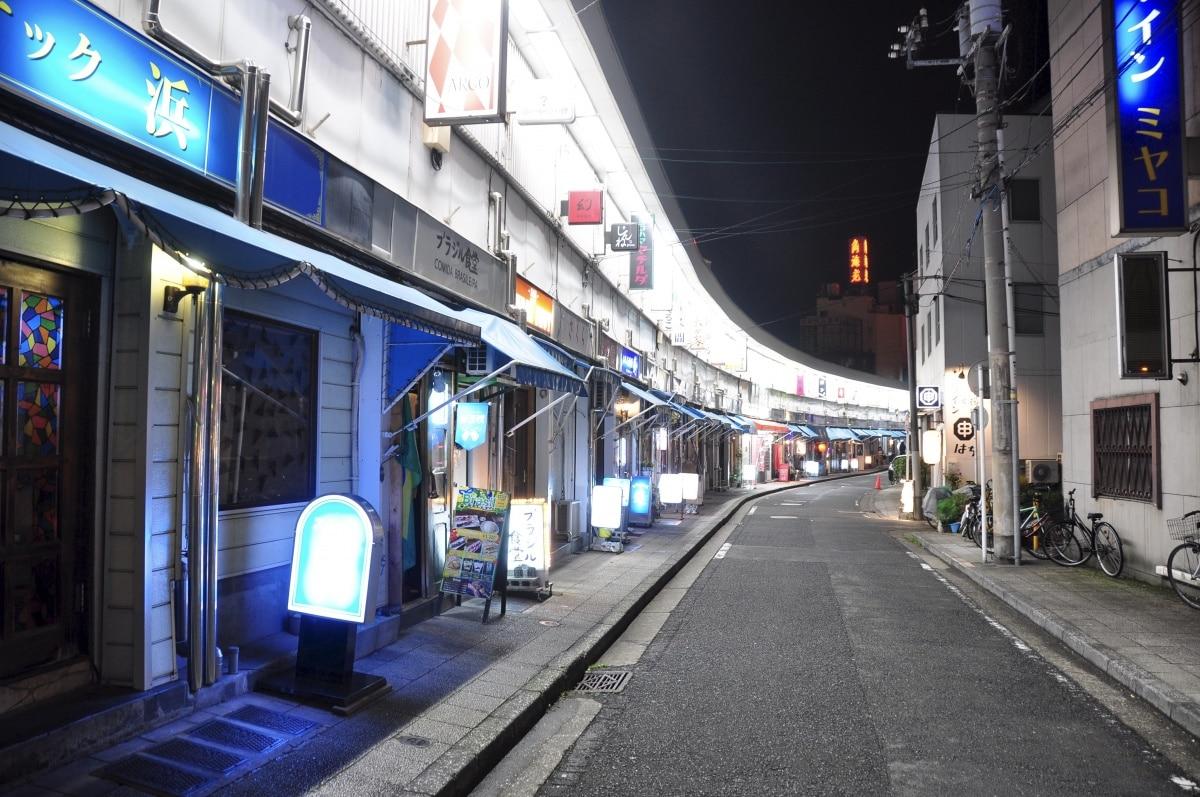 Miyakobashi Shotengai