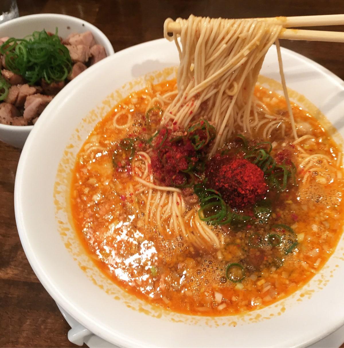 【大塚】2017 米其林一星拉麵|創作麺工房 鳴龍
