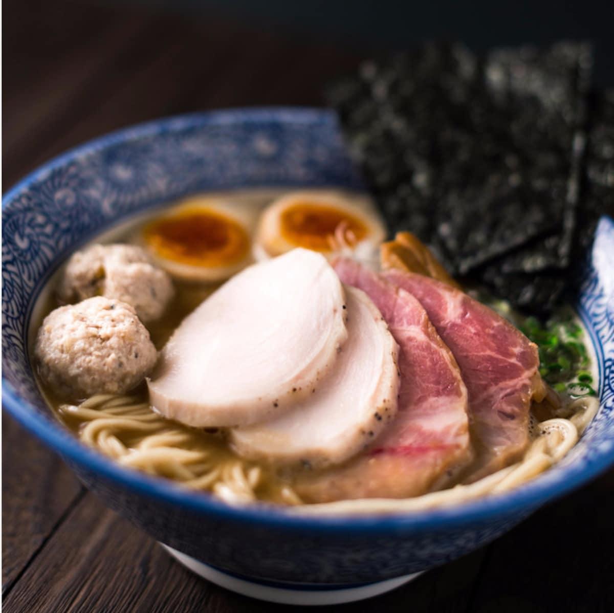 【新小岩】tabelog 4分以上的超人氣拉麵店|麺屋 一燈