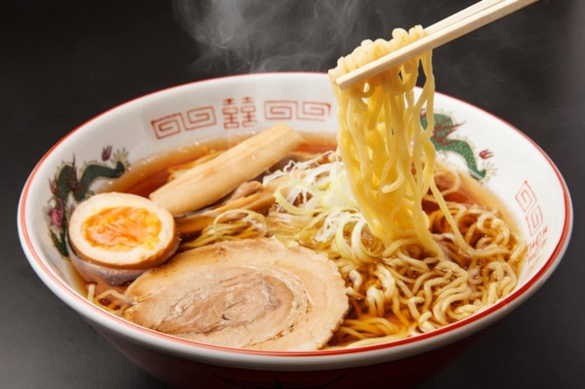 日本電視節目榜上有名的人氣拉麵店